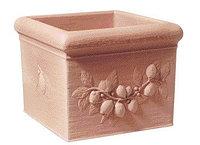 Вазон садовый прямоугольный VASAR CULI 11 - 11*11cm