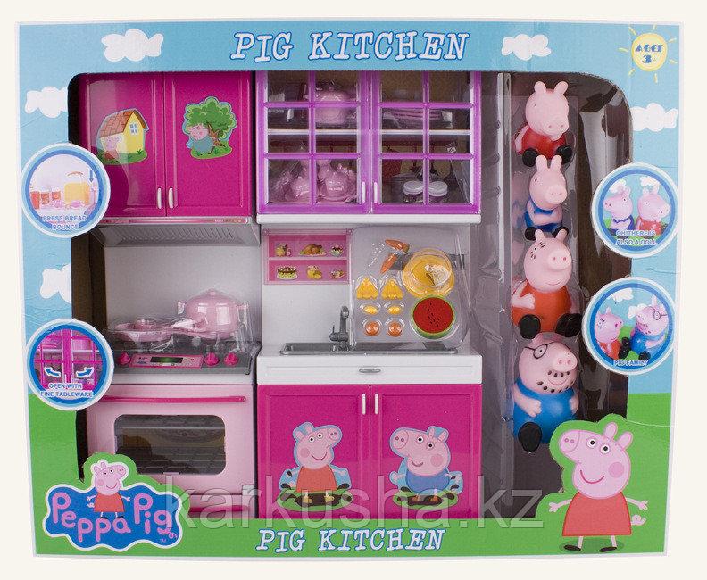 Большая кухня Свинки Пеппы(не оригинал)