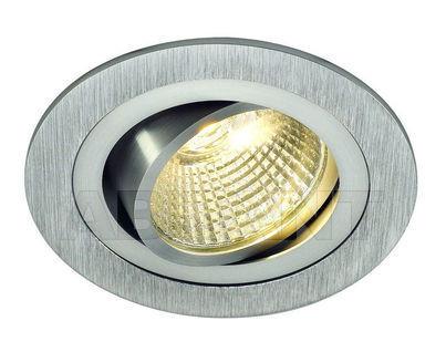 Точечные светильники из металла