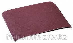 Шлиф-шкурка водостойкая на тканной основе, № 0 (М40; Р400), 3544-00, 17х24см, 10 листов