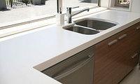 Кухонные столешницы из искусственного камня на заказ, фото 1