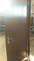 Изготовление и установка стальных дверей