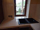 Кухонные столешницы из искусственного камня на заказ, фото 3