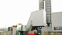 Мобильный бетонный завод HZS60