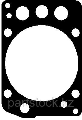 Прокладка ГБЦ на 1 цил. 128mm на / для MERCEDES, МЕРСЕДЕС, GOETZE 30-030171-00