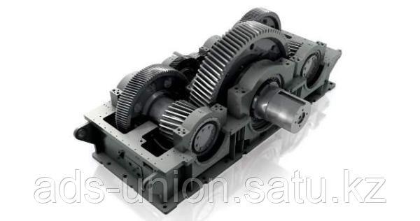 Ремонт и восстановление узлов и агрегатов редукторов