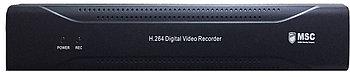 4 канальный IP NVR видеорегистратор MSC MS-N3000-4CH