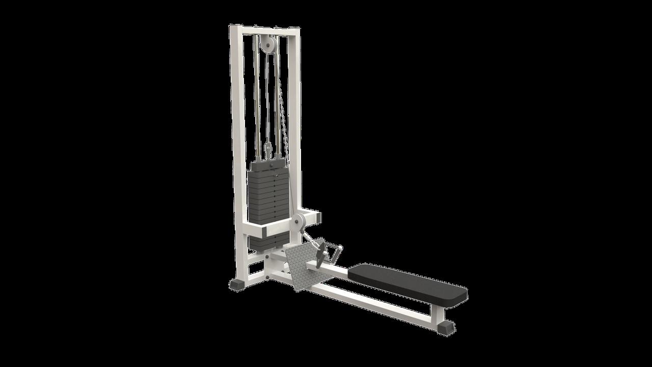 Горизонтальная тяга (стек 100кг) (KAR047)