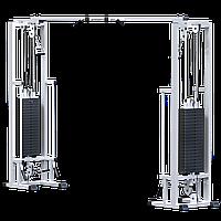 Кроссовер на базе реабилитационной рамы (стек 2х75кг) (AR082.2х75)