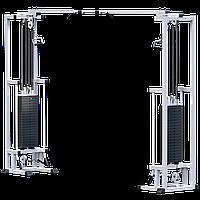 Кроссовер на базе реабилитационного тренажера (стек 2х100кг) (AR083.2х100)