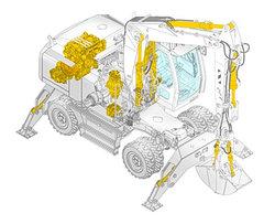 Ремонт и восстановление промышленных узлов и агрегатов