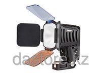 SWIT S-2041E накамерный свет с креплением под аккумуляторы Canon LP-E6 и аналогов, фото 1