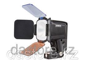 SWIT S-2041E накамерный свет с креплением под аккумуляторы Canon LP-E6 и аналогов