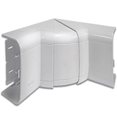 DKC 07251 Угол внутренний  70х22 мм, изменяемый (75-115°)