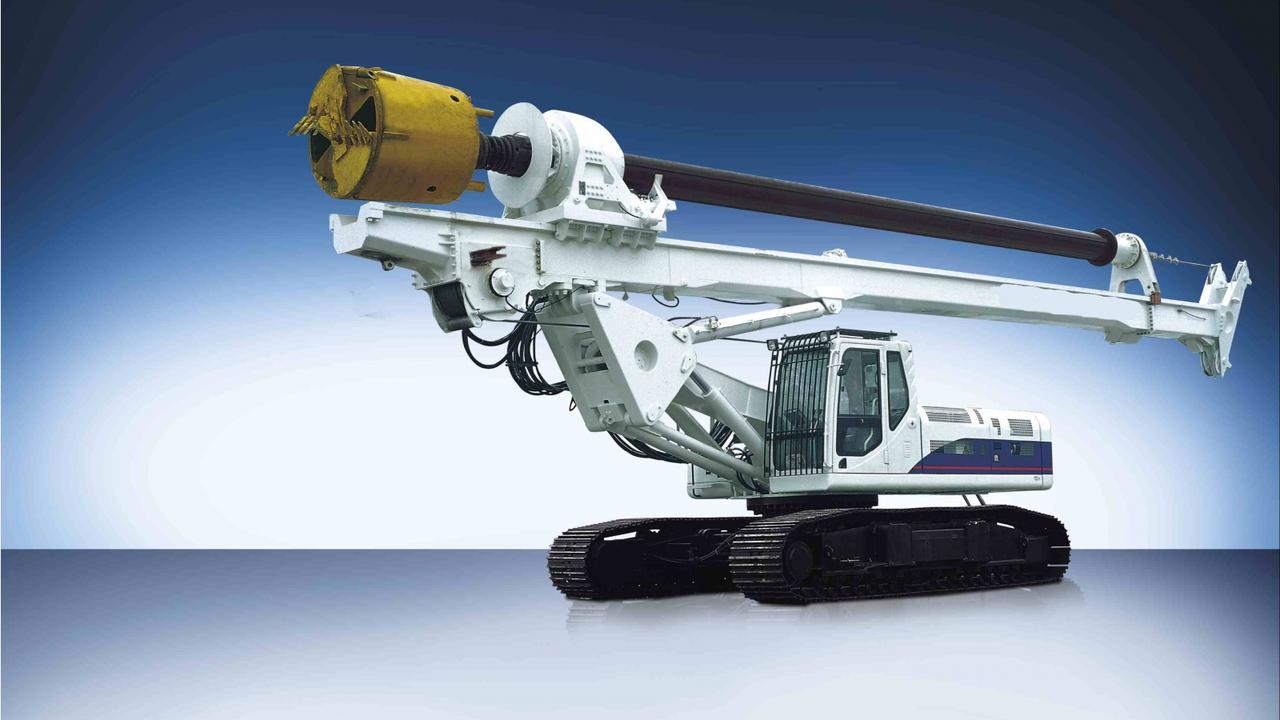Вертикально-направленная буровая установка XR200