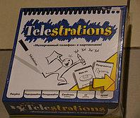 Настольная игра Telestration/ Сломанный телефон