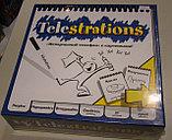 Настольная игра Telestration/ Сломанный телефон, фото 2