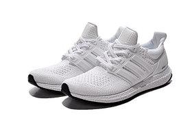Кроссовки Adidas Ultra Boost белые