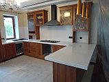 Купить Кухонныуюстолешницу из искусственного камня алматы, фото 3
