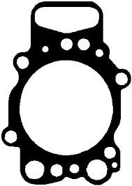 Прокладка ГБЦ на 1 цил. на / для SCANIA, СКАНИЯ, ELRING 125.830