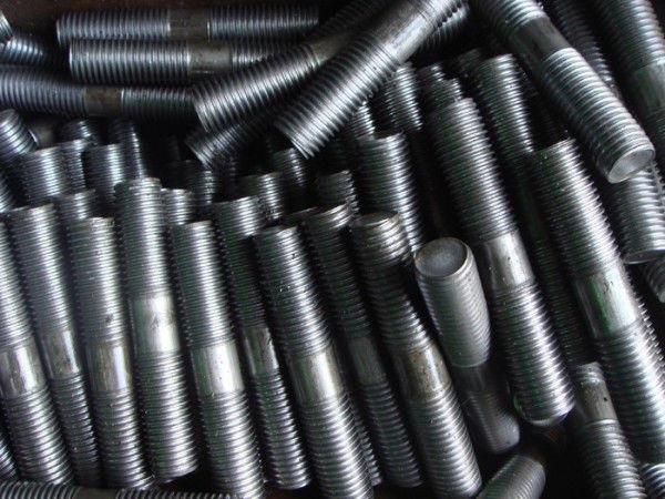 Шпильки М16*391 сталь 45 изготовление