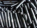 Шпильки М16*383 сталь 45 изготовление, фото 3