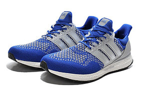 Кроссовки Adidas Ultra Boost светло синие