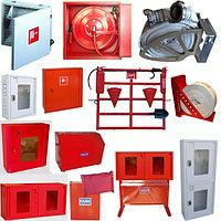 Пожарные щиты, шкафы и стенды