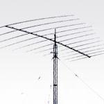 Направленные логопериодические КВ антенны ACOM LS-86, LS-108, LS-1210