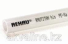 Труба водопроводная Rautitan his 16x2,2 бухтами по 100м, REHAU Германия