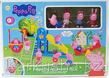 Игровой набор Детский парк (Свинка Пеппа)(не оригинал)