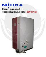 Котел паровой, водогрейный, газовый, одноконтурный, стальной MIURA GZ-300, фото 1