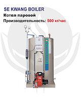 Паровой газовый котел SEKWANG BOILER SEK 500 + горелка SG 35