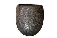 Вазоны декоративные для цветов NIEUWKOOP  серебро - 34*40 см