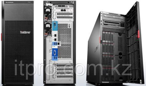 """Сервер Lenovo ThinkServer TD350 8 x 2.5"""" 1 x Xeon E5-2609v3 1 x 8Gb DDR4 RDIMM No HDDs RAID 720ix w/ 1Gb SupCa"""