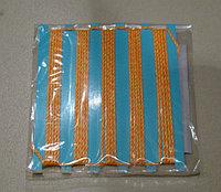 Запасные веревки для йо-йо, 5шт, белые, полиэстер. Аэро, фото 1