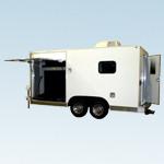 Рентгенотелевизионная установка, интроскоп Astrophysics XIS-Trailer