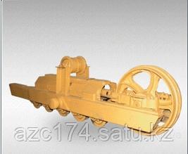 Рама тележки Т-170 левая 48-21-111СП болотоходная без катков