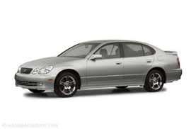 GS 300 (1998-2004)