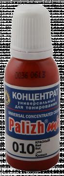 КОЛЕР 010 Красный 20мл концентрат для тонирования «PalizhMix», фото 2