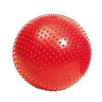 Фитбол с шипами, d=75см