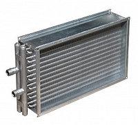 Воздухонагреватель водяной ВВ (для прямоугольных каналов)