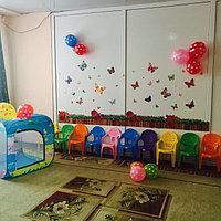 """Оформление групп детского сада """"Толганай"""" г.Астана"""