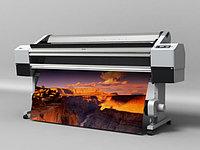 Широкоформатная печать на ПВС