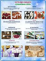 Плакаты  Сервировка стола. , фото 1
