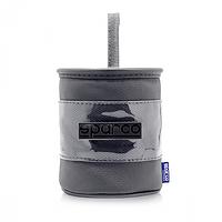 """Органайзер на решётку вентиляции """"SPARCO"""", цилиндрический, 10.5х8 см., серый, 1/48"""