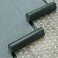 Рулонный битумный СБС-модифицированный кровельный материал RUFLEXROLL PROFI ХМП-3,0 (песок/пленка) , фото 1