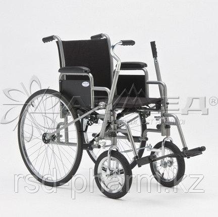 Кресло-коляска для инвалидов H 005 рычажная, фото 2