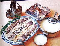 Цептер рецепты казахской национальной кухни. Деликатесы из конины.