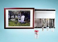 Консоль декоративная палатная для лечебных газов